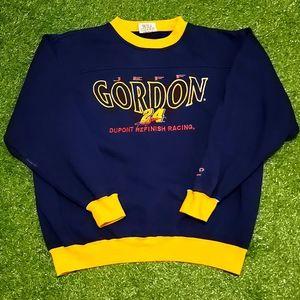 Vintage 90's Jeff Gordon Nascar Sweatshirt